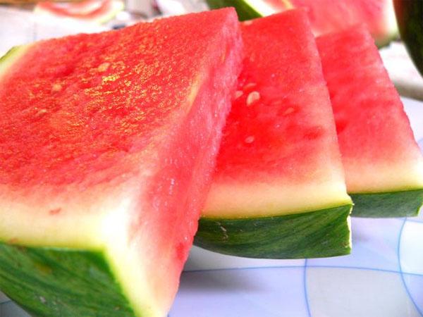 Ăn dưa hấu cũng có thể bị ngộ độc, ung thư