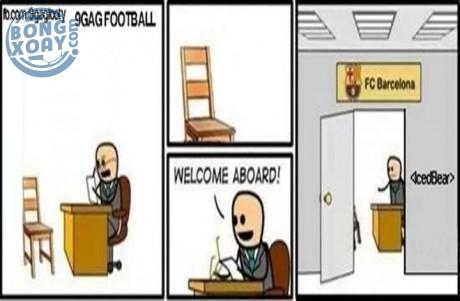 Phòng tuyển dụng của Barca trong 2 kỳ CN tới