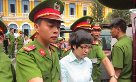 Huyền Như; phiên tòa; Vietinbank