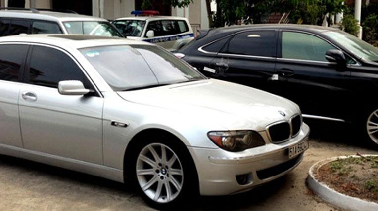 đại gia, xế sang, Đà Nẵng, BMW, nhập lậu, Lexus