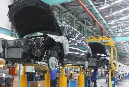 ô-tô, chế-tạo, công-nghệ, thua-kém, nhập-khẩu, xe, Campuchia,