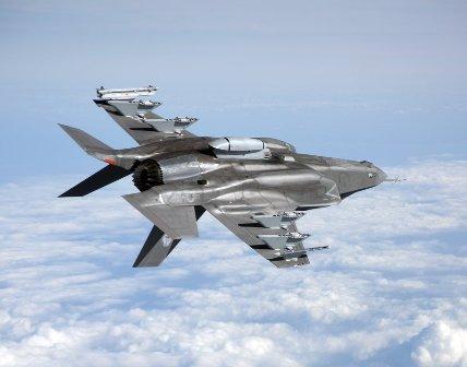 Tiêm kích tàng hình F-35