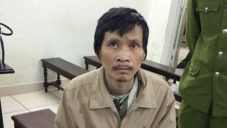 Bị cáo Nguyễn Văn Trận
