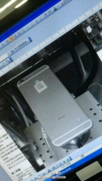 Lộ diện hình ảnh iPhone 6 từ nhà máy Foxconn
