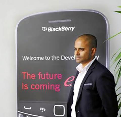 BlackBerry sẽ tiếp tục phát triển các sản phẩm mới, giá tốt tại Việt Nam