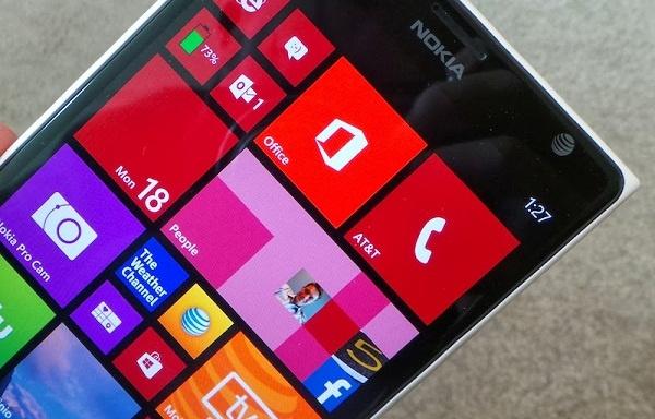 Nokia 'Superman'- điện thoại chuyên 'tự sướng' của Microsoft