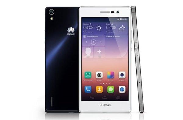 Huawei Ascend P7 chính thức trình làng, giá 13 triệu đồng