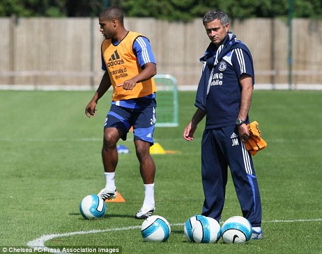 Có không ít học trò cũ thất vọng vì Mourinho