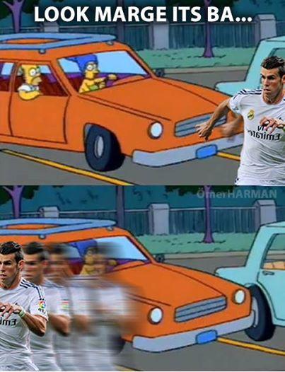 Bale quá nhanh