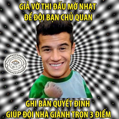 Chỉ có thể là Coutinho!