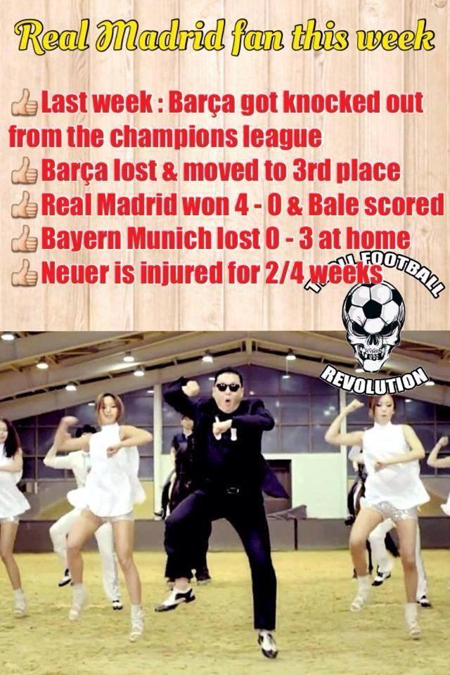Một tuần đấu của Madridista!
