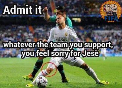 Tiếc cho Jese
