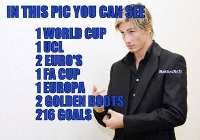 Torres hay To...cup?