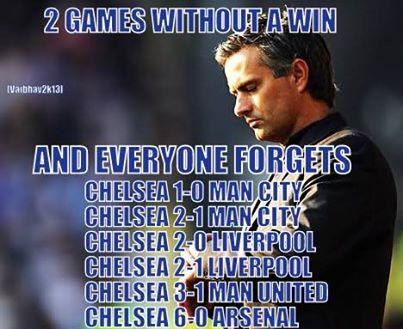 Đừng vội quên chiến tích của Mourinho
