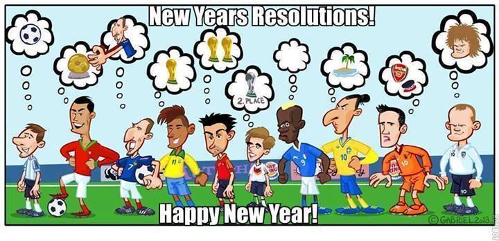 Bọn họ mong ước điều gì trong năm 2014?