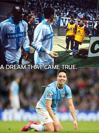 Ước mơ đã trở thành hiện thực