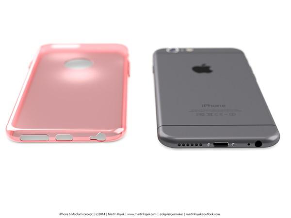 Bộ ảnh đầy lôi cuốn về iPhone 6: Đây sẽ là bản thiết kế chính thức của Apple?