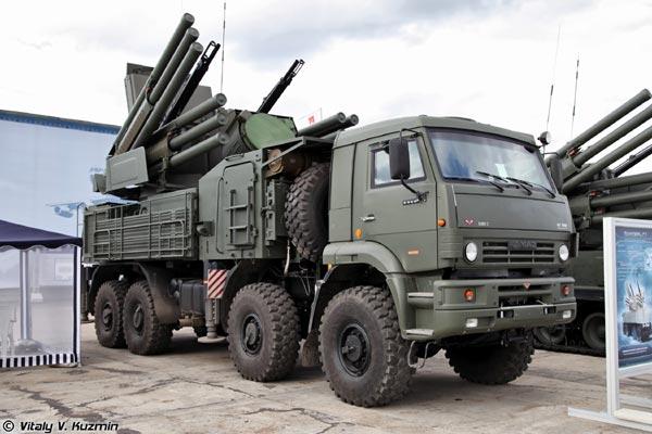 Nếu được trang bị Pantsir-S1 Việt Nam sẽ tiếp tục là quốc gia có lực lượng phòng không số 1 ĐNA.