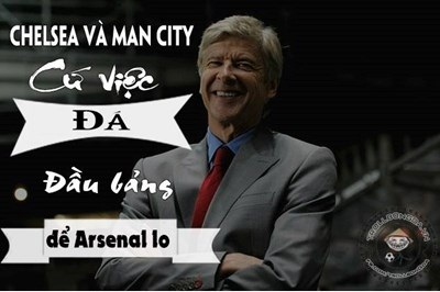 Arsenal hưởng lợi