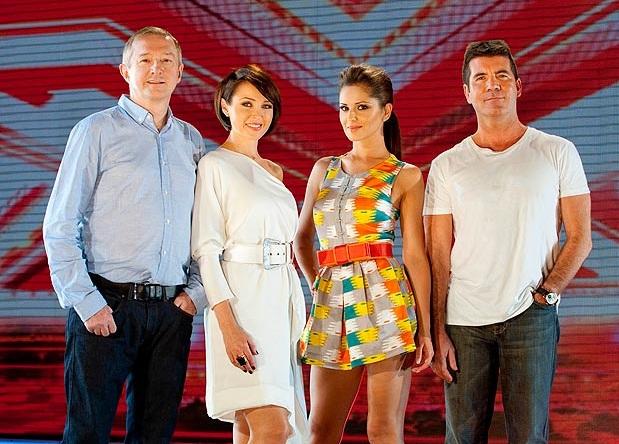 Cheryl Cole trở lại với X Factor