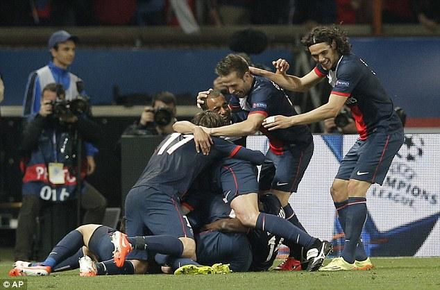 PSG đã chơi quá hay