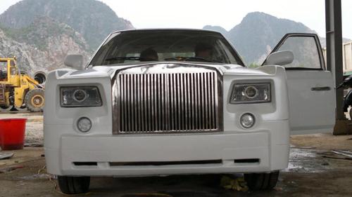 siêu-xe, xe-độ, tự-chế, dân-chơi, thú-chơi, người-Việt,Rolls-Royce, xế-hộp, triệu-đô, chế-tạo
