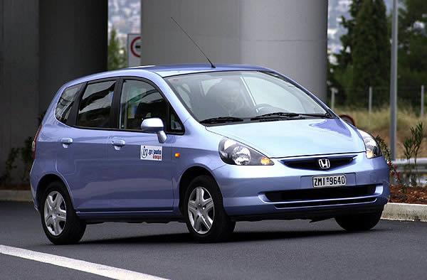 Chiếc Honda Fitta. Trong tiếng Thụy Điển và Na Uy thì Fitta cũng có nghĩa là bộ phận sinh dục nữ.