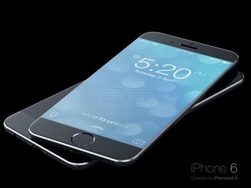 Bản thiết kế iPhone 6, iPhone 6C mang phong cách iPod đẹp mắt 2