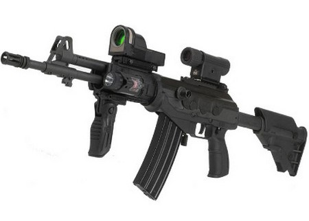 Có thể tạm khẳng định, Việt Nam sẽ thay thế AK-47 bằng Galil ACE của Israel.