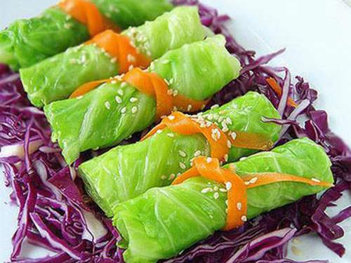 Món ăn từ bắp cải không chỉ có giá trị dinh dưỡng cao mà còn có tác dụng chữa bệnh
