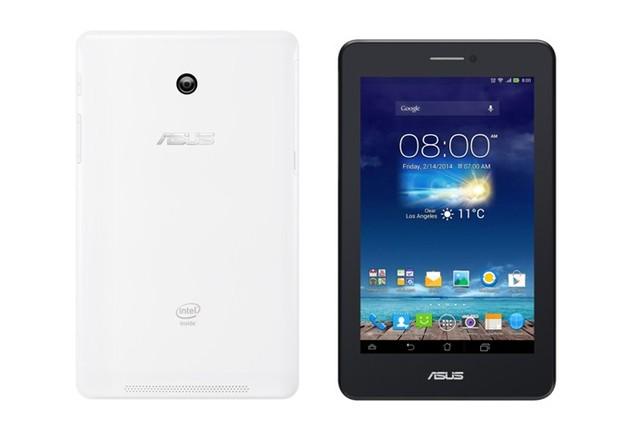 Tablet gọi điện ASUS Fonepad 7 ra mắt bản 2 SIM tại Việt Nam với giá 4,5 triệu đồng