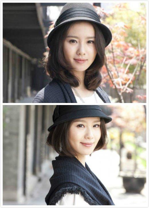 Gương mặt Lưu Thi Thi rất phù hợp với những vai diễn cổ trang vì sở hữu vẻ đẹp buồn man mác và thanh tú.
