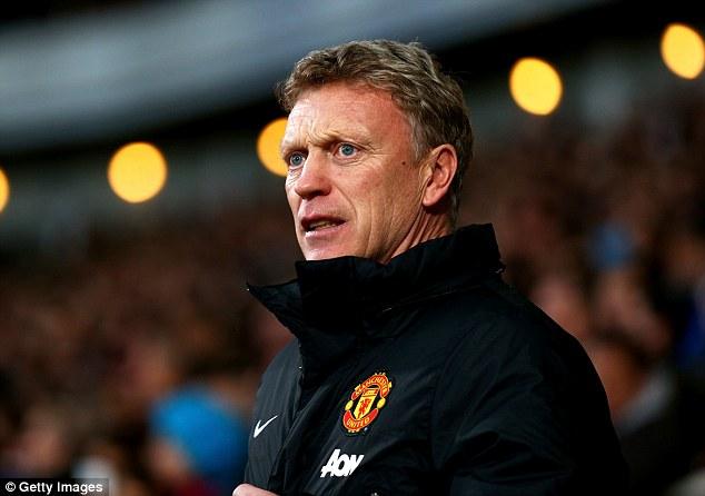 Trận derby thành Manchester đêm nay có thể quyết định chiếc ghế của David Moyes