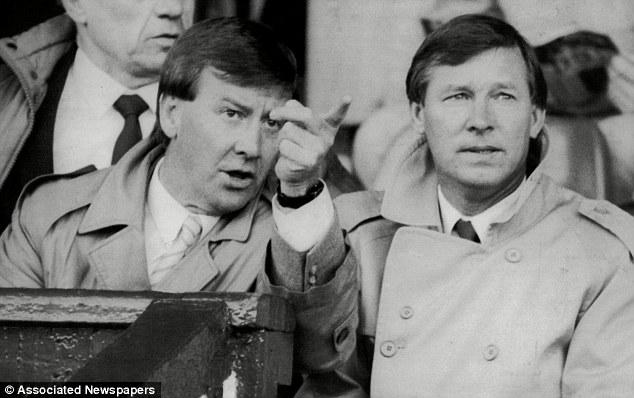 Sir Alex khởi đầu ở Man United kém David Moyes - nhưng tất nhiên Quỷ đỏ thời đó yếu hơn bây giờ rất nhiều!