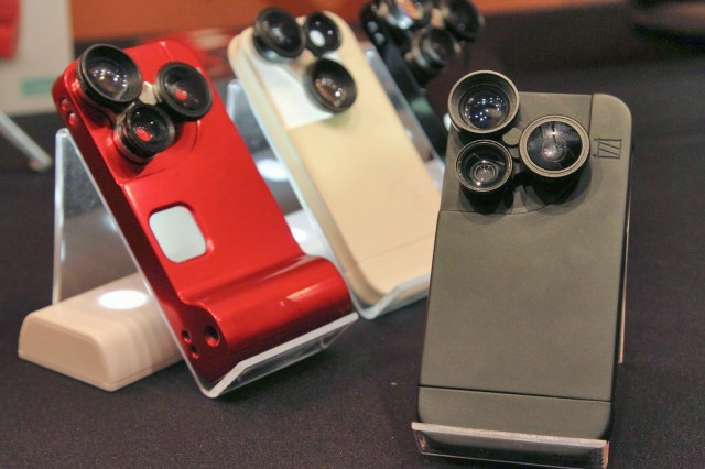 Top phụ kiện hay cho smartphone tại CES 2014