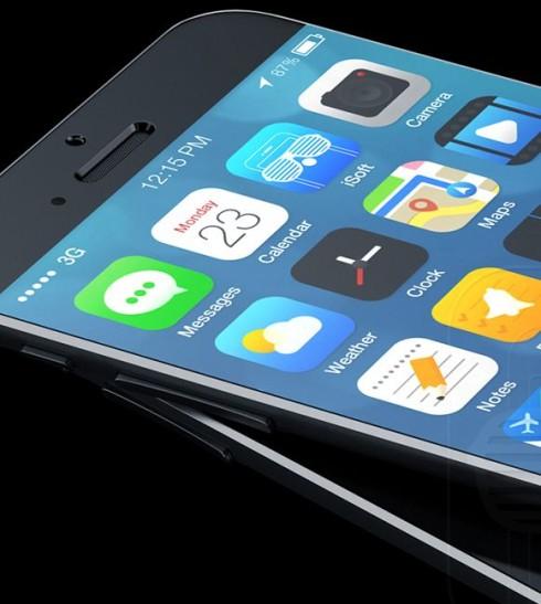 Bản thiết kế iPhone 6, iPhone 6C mang phong cách iPod đẹp mắt 3