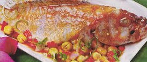3 món ăn dân dã và dễ làm từ cá giúp quý ông sung 3