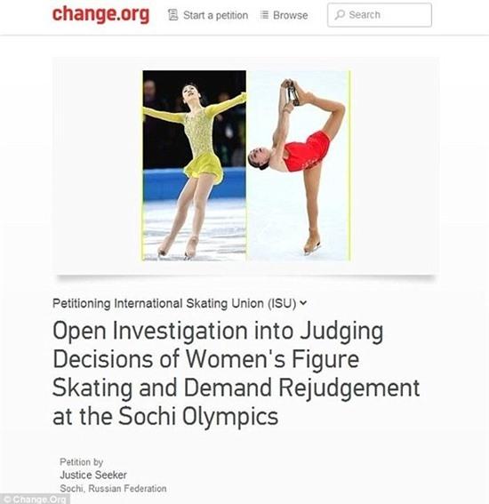 """Gần 2 triệu người lên tiếng đòi công bằng cho """"Nữ hoàng trượt băng"""" Kim Yuna 3"""