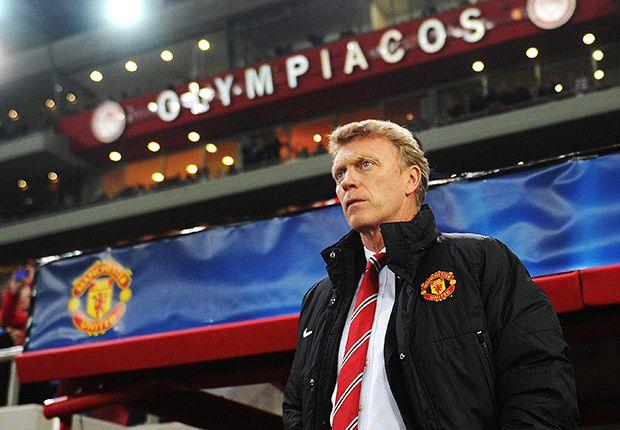 David Moyes đang phải cố gắng tìm ra công thức tốt nhất cho hàng thủ Man United