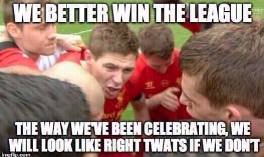 Ăn mừng bàn thắng để rồi...