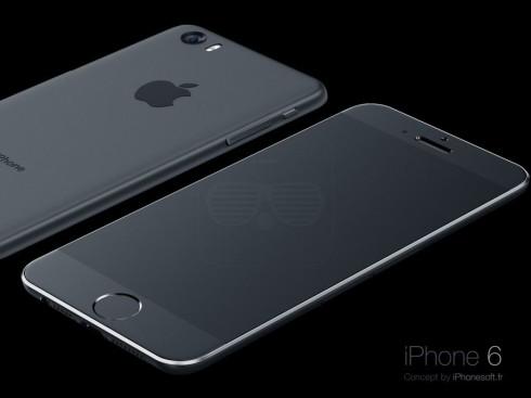 Bản thiết kế iPhone 6, iPhone 6C mang phong cách iPod đẹp mắt 4