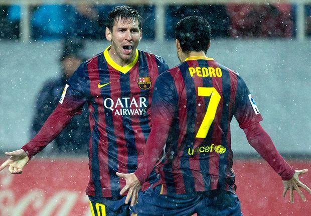 Messi khẳng định sẽ cùng Barca chinh phục các danh hiệu