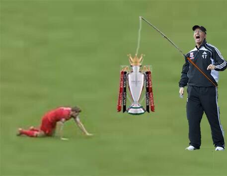 Gerrard lại bị