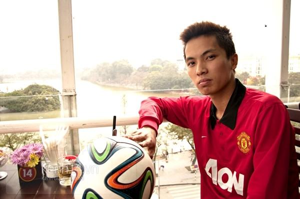 VĐV tâng bóng nghệ thuật số 1 Việt Nam ăn tối với sao Manchester United 5