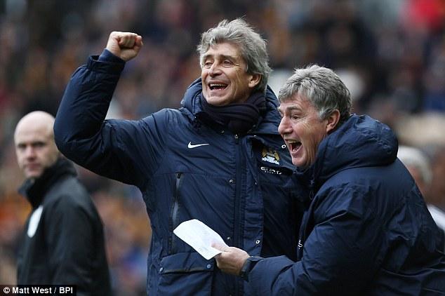 Nếu chỉ có League Cup, Pellegrini cũng gặp nguy cơ bị sa thải!