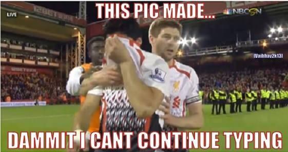 Quá buồn cho anh Suarez