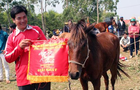 ky sĩ, nông dân, đua ngựa, truyền thống, Phú Yên