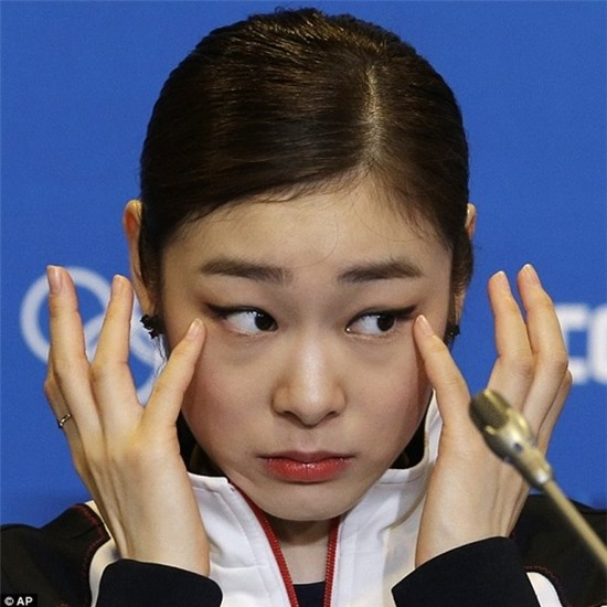 """Gần 2 triệu người lên tiếng đòi công bằng cho """"Nữ hoàng trượt băng"""" Kim Yuna 6"""
