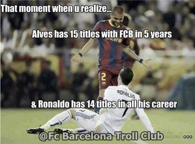 Quá phũ cho Cris Ronaldo