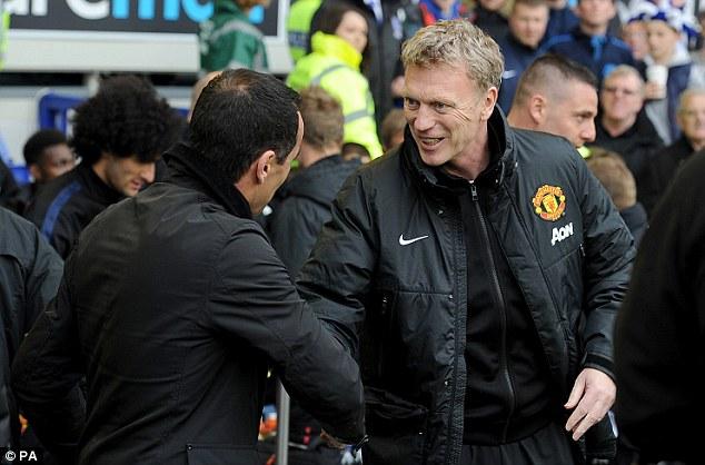 Martinez lần thứ 2 hạ gục Man United của David Moyes